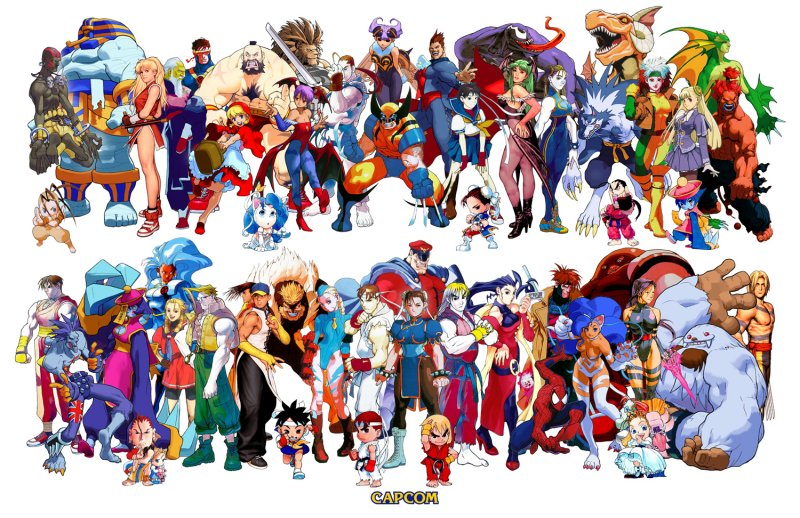 CAPCOM Game Picture