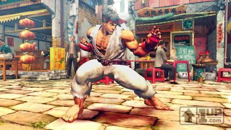 SFIV Ryu
