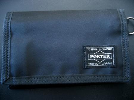 New Head Porter Wallet