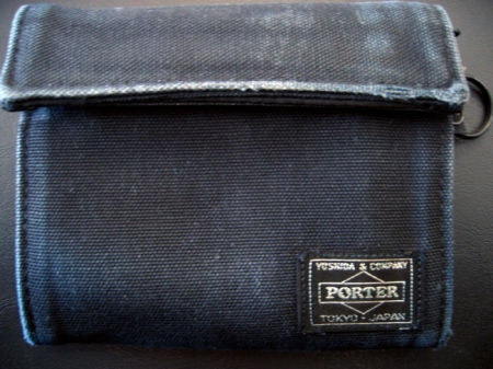 Old Porter Wallet