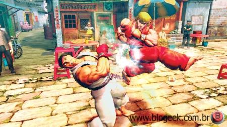 SFIV Ryu Ken