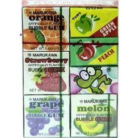 Asian Gum