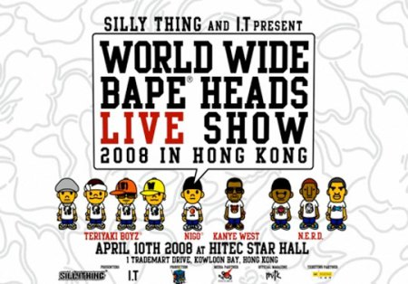 Worldwide Bape Show