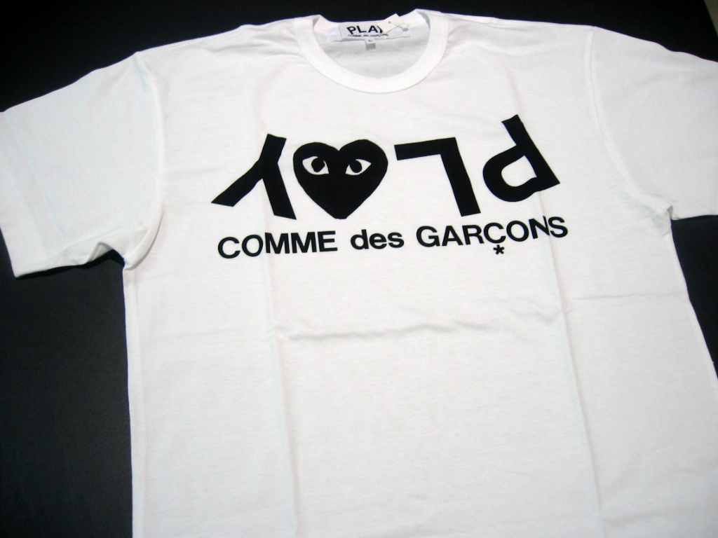 comme des garcons play tee a love supreme dreaming. Black Bedroom Furniture Sets. Home Design Ideas