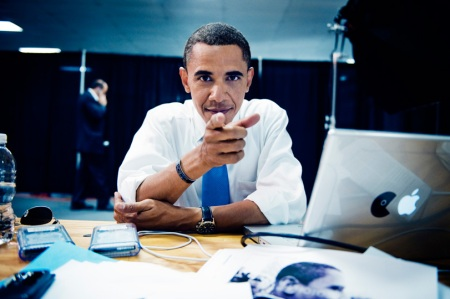 Obama's Mac
