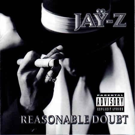 Reasonable Doubt Jay-Z