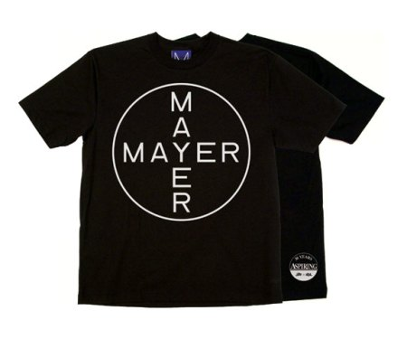 Mayer x Staple